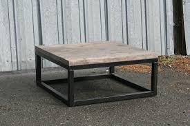 reclaimed wood industrial coffee table with ideas hd images 821