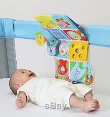 taf toys soft activity book play center for playpen crib cot