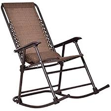 Let Me Be Your Rocking Chair Amazon Com Best Choice Products Folding Rocking Chair Foldable