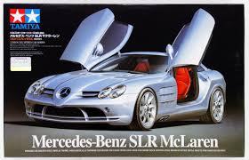mercedes benz slr mclaren tamiya 24290 2006
