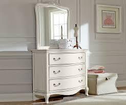 Kids Bedroom Furniture White Kensington White Finish Three Drawer Dresser 20505 Ne Kids