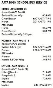 target black friday ann arbor new aata bus routes for high students glitch free on first