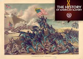 history of american slavery what did the emancipation