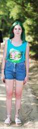 what wear with high waisted shorts 100