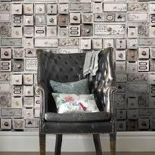 graham u0026 brown trinket patterned wallpaper house fraser
