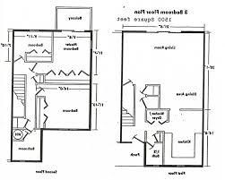 floor plan with scale floor plan with scale exles file plans plan template within