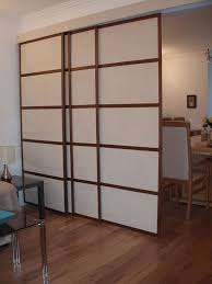 room dividers are an effective way to give two functions or with