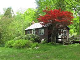 Tiny Cabin 528 Sq Ft Tiny Cabin On 7 Acres For Sale In Canaan Nh
