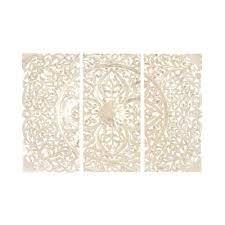 Wood Panel Wall Decor Interesting 10 3 Piece Wall Decor Set Inspiration Of Best 25 3