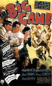 the big game extra large movie poster image imp awards