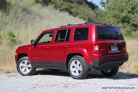 red jeep patriot review 2012 jeep patriot latitude the truth about cars