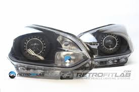 volkswagen xenon vw up headlights
