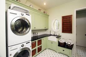 Washer And Dryer Cabinet How To Optimize Stacked Washers And Dryers For A Perfect Combo