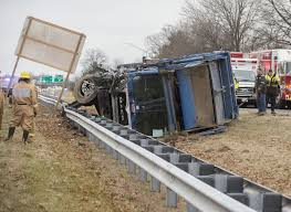 monster truck show accident trash truck driver killed in u s 15 crash public