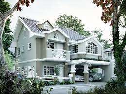 Villa Designs And Floor Plans Two Storey House Plans Pinoy Eplans