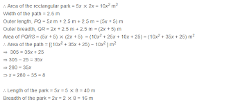 mensuration rs aggarwal class 7 maths solutions exercise 20b