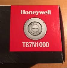 honeywell t87n1000 wire diagram dolgular com