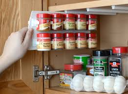 cabinet spice storage awesome spice racks for cabinets i love