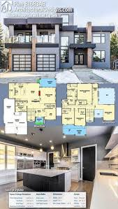 house plans with rooftop decks plan 81683ab modern house plan with roof top deck modern house