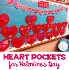 valentine u0027s day heart pockets