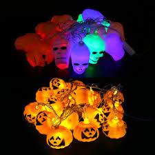 wholesale halloween pumpkin lampion led light ghost lamp buy