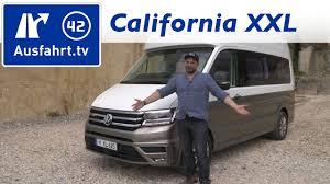 2017 vw california xxl was kann der neue crafter camper von