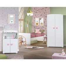 armoire chambre bebe armoire chambre bébé 2 portes baby price pas cher à prix auchan