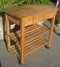 Butcher Block Kitchen Cart by Butcher Block Kitchen Cart For Small Kitchens U2014 Readingworks Furniture