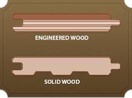 solid wood vs engineered wood flooring hardwood
