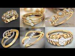 rings design gold ring designs daily wear gold rings designs for women