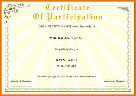 microsoft office certificate template training certificate