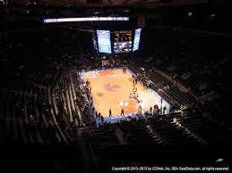 madison square garden section 319 seat views seatgeek