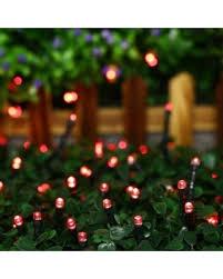 qedertek solar string lights amazing deal on qedertek led christmas lights 39ft 100 led solar