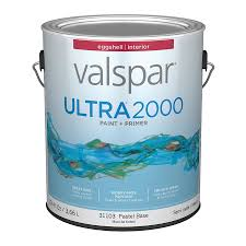 shop valspar ultra 2000 pastel base eggshell latex interior paint