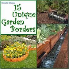 15 unique garden border and edging ideas edging ideas garden