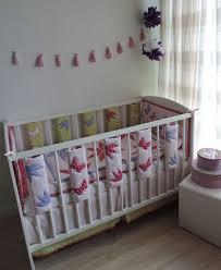nursery decors u0026 furnitures mccalls crib bumper pattern in