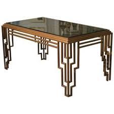 impressive decoration art deco dining table homey design art deco