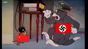 Jerry Meme - 11 tom and jerry ww2 meme germany vs ussr youtube