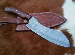 12 50 u2033 handmade damacsus kitchen knife ag enterprises
