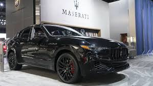 old maserati logo maserati debuts nerissimo package with stealthy look in l a
