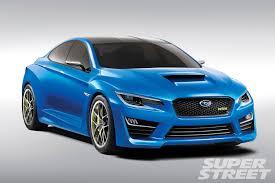 subaru wrx custom blue 2015 subaru wrx super street magazine