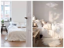 d o chambre blanche chambre blanc et beige lit bleuco bois couchercoration taupe diy