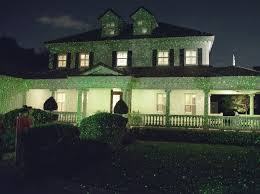 Christmas Home Decorators Christmas Laser Lights May Reduce Falls But Purists Defend String