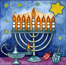 candeliere ebraico anche gli ebrei festeggiano il loro natale l occidentale