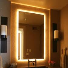 Bathroom Mirror With Lights Built In Mirror Defogger Mirror Demister Steam Free Mirror Fog Free Mirror