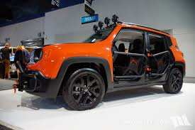 mojave jeep renegade 2017 sema motor city jeep renegade