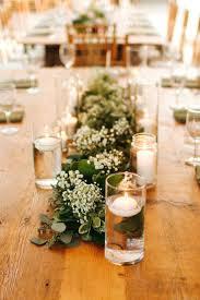 purple birthday candles elegant reception table daccor elegant