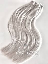 silver hair extensions stunning silver silver hair extensions luxury