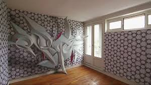 Urban Art Style - an abandoned building in paris the best urban art gallery aleph