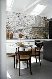 papier peint pour cuisine moderne papier peint tendance 50 idées pour une maison moderne mix style